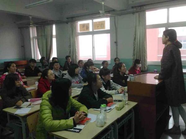 日语系开展 节水节电节粮,共建低碳节能型校园 主题班会活动