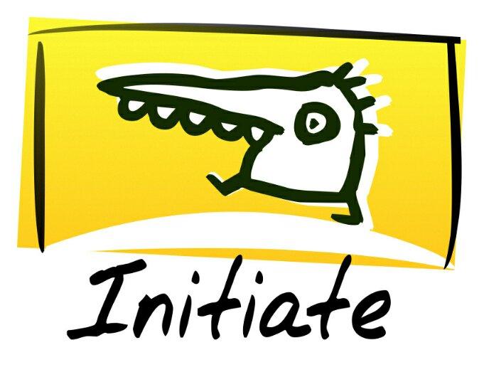青岛外事服务学校logo